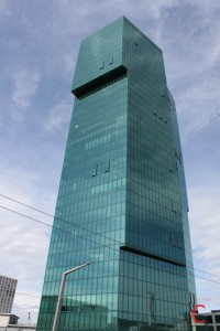 Das hchste Gebude der Schweiz: Der Prime Tower in Zrich